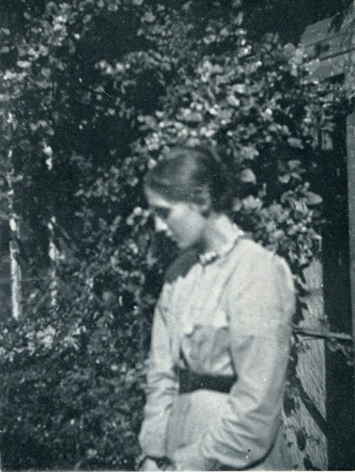 virginia woolfe - 18 years old