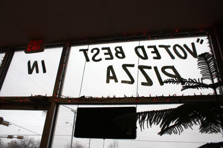 Rosie's Pizza - Seguin, Texas