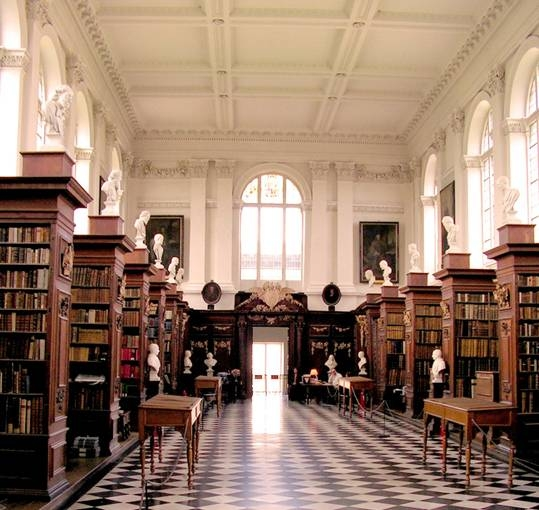 lovely library-1