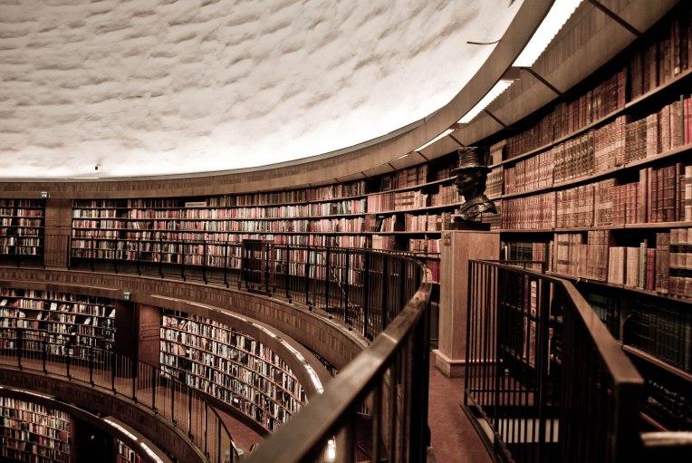 Stockholm-Public-Library
