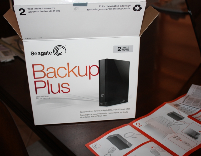 photo storage - seagate