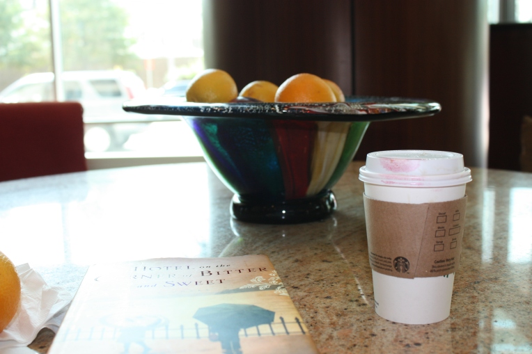 citrus and coffee