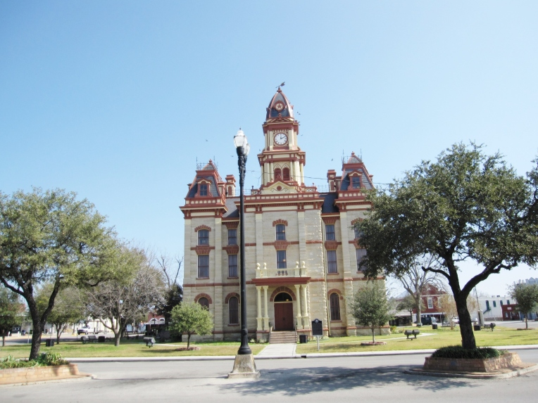 Courthouse - Lockhart, Texas