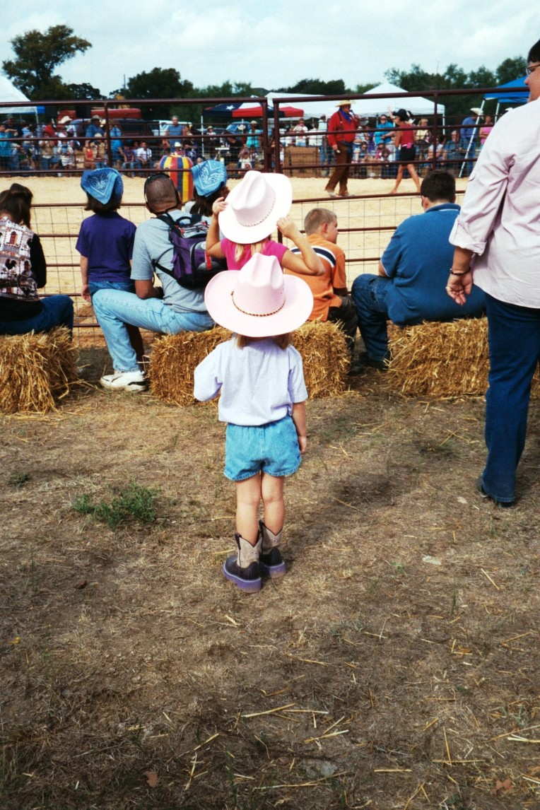 little cowgirls