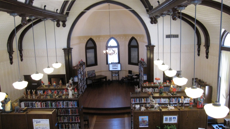 Round Top - Library