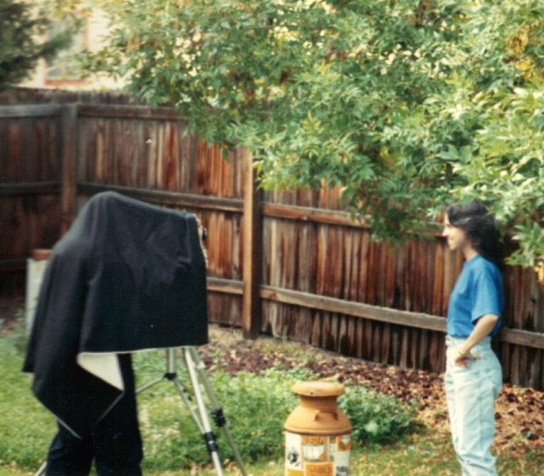 backyard photographer