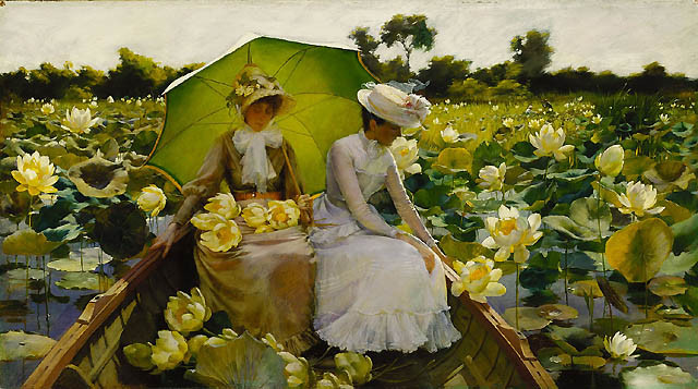 lotus-lillies-curran