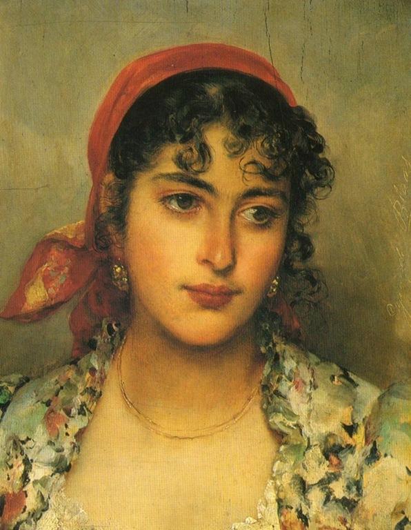 eugene-de-blaas-austrian-italian-1843-1932_the-gipsy-girl_600x773