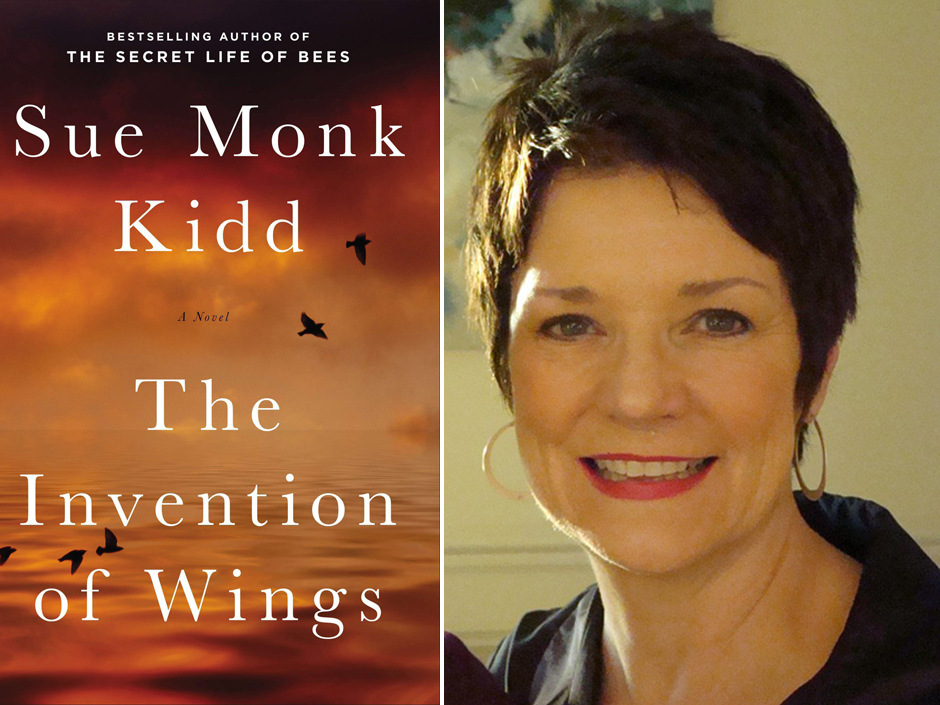 slavery in invention of wings a book by sue monk kidd The invention of wingsby sue monk kidd(viking 373 pages $2795)when i was a young girl, some of my most delicious reading came from a series of biographies of notable american women, featuring.