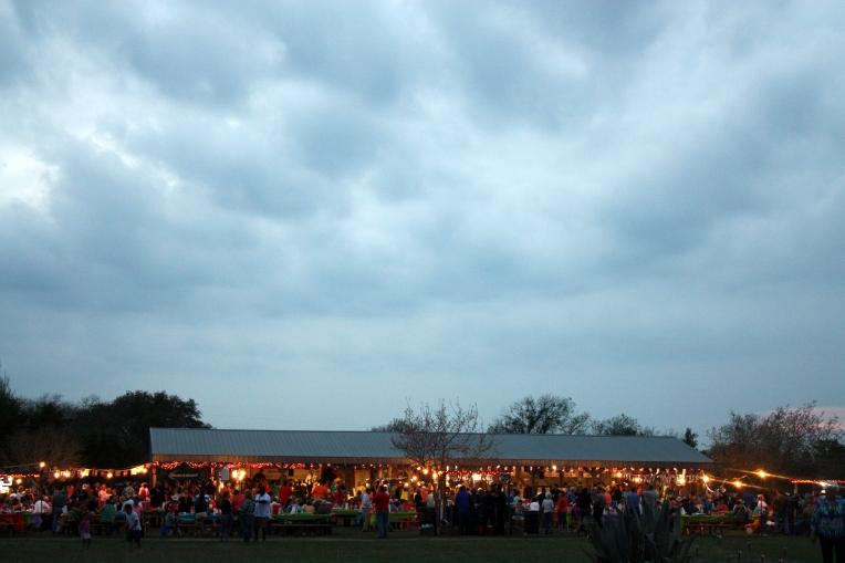 cajun jamboree - dusk