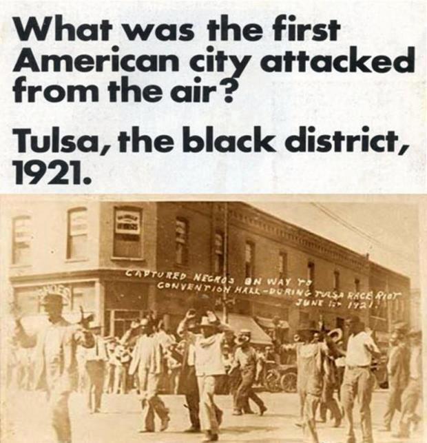 Greenwood District, Tulsa, Oklahoma