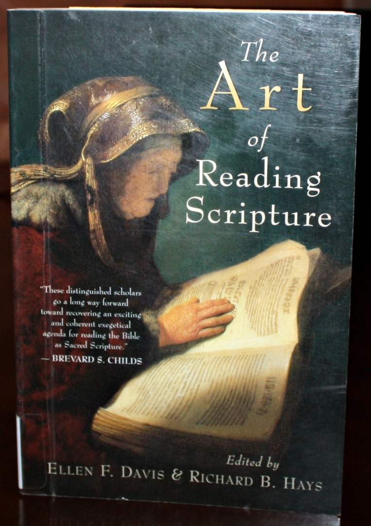 theartofreadingscripture