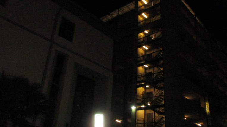 fourth floor and more at night