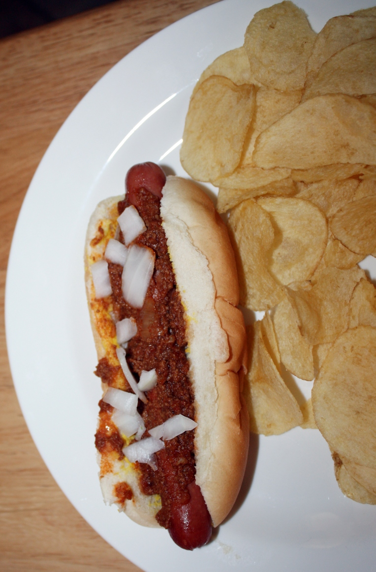 coney hot dog - delicious