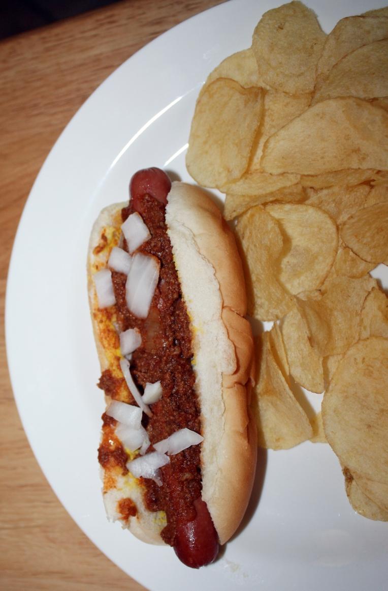 coney hot dog - delicious