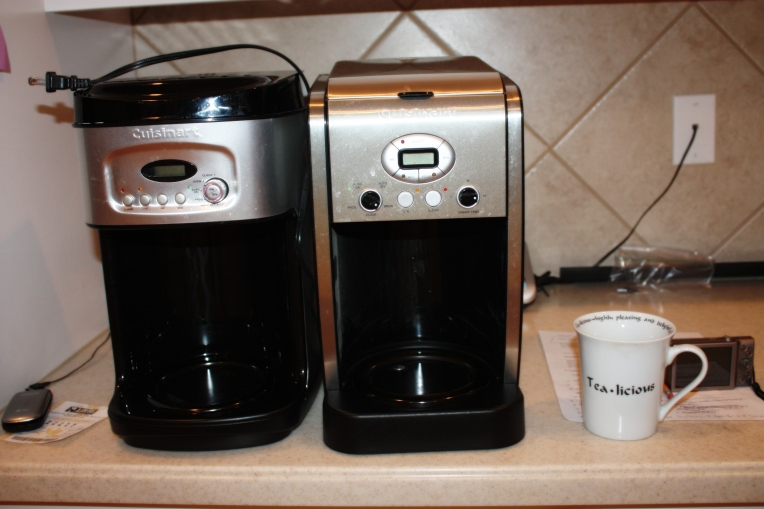 broken coffee makers